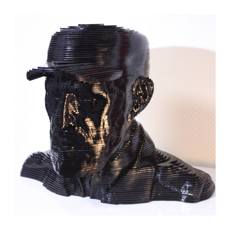 Fidel CASTRO (Sculpture)